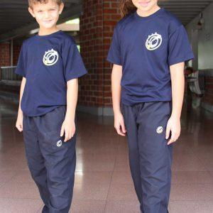 Pantalones largos para gimnasia