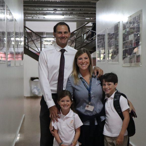Primer Día de Escuela 2019