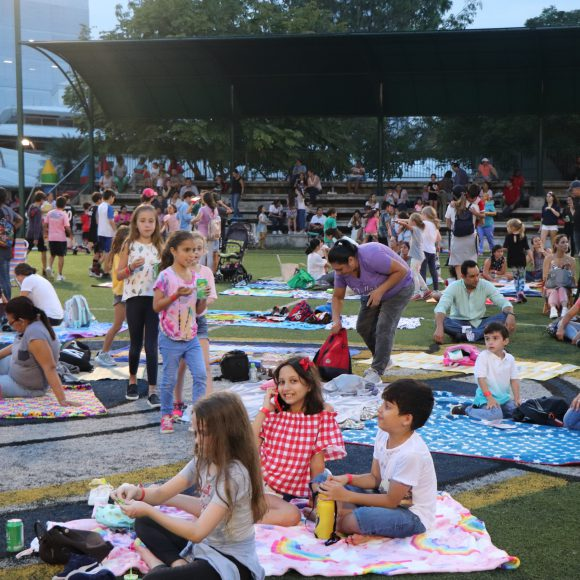 Family Fun Day and Movie Night 2019